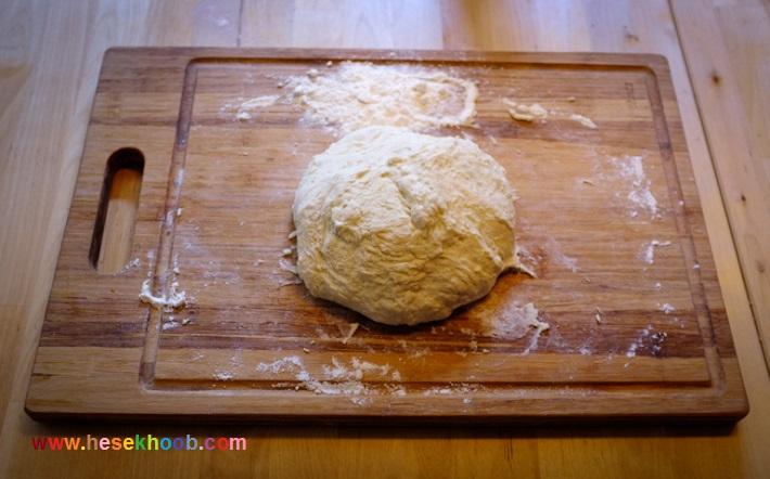 خمیر نان