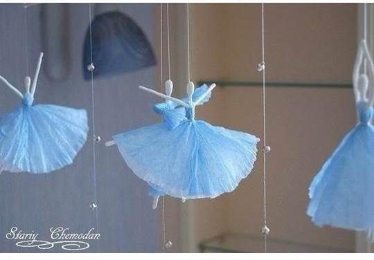 ساخت آدمک رقص باله
