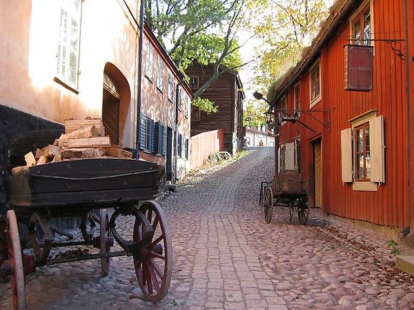 موزه فضای باز استکهلم