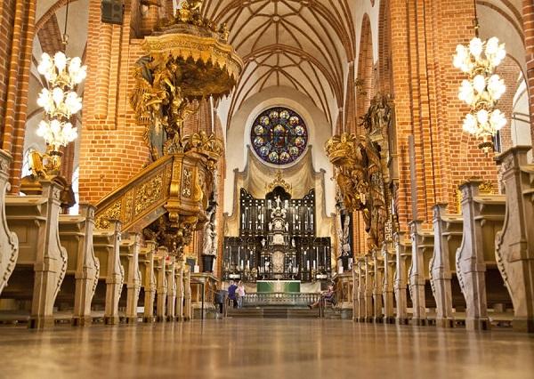 کاخ شهر قدیمی استکهلم