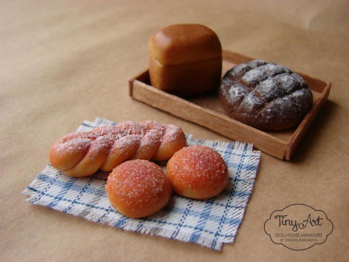 نان مینیاتوری