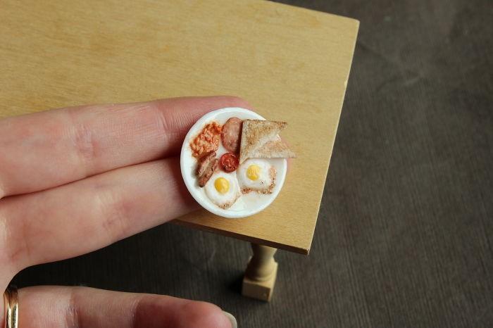 ماکت سازی تخم مرغ