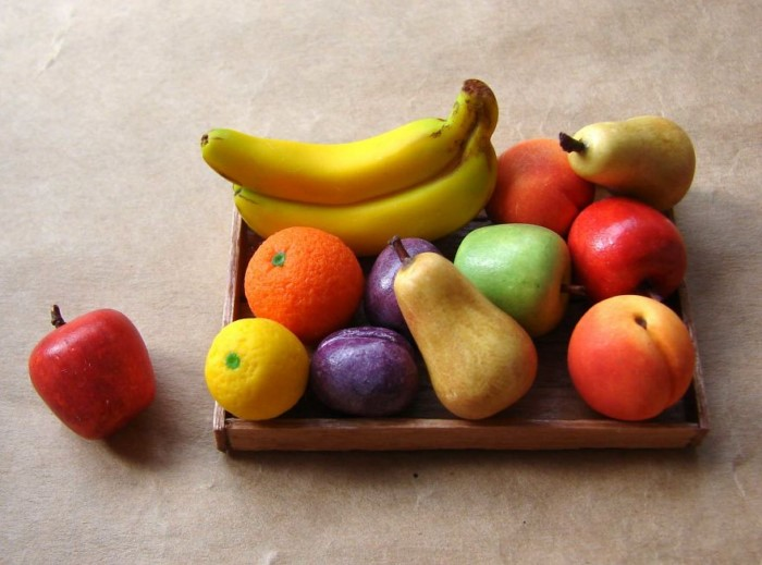 ماکت میوه