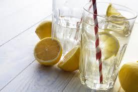 دمنوش خاکشیر و لیمو