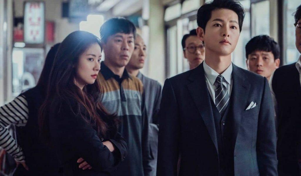 سریال های جدید جونگ کی
